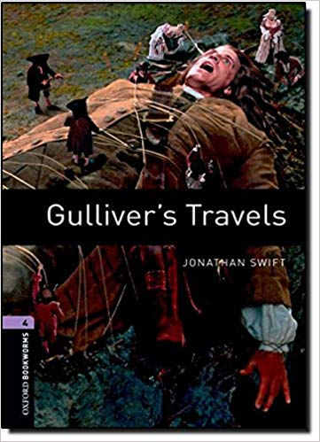 Easy English books to learn English: Gulliver's Travels