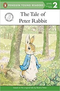 How to learn English faster: Easy English reads: Peter Rabit