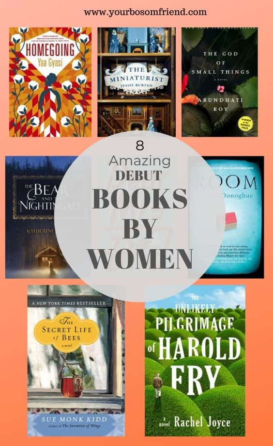 8 Amazing Debuts of Female Writers You Need To Read