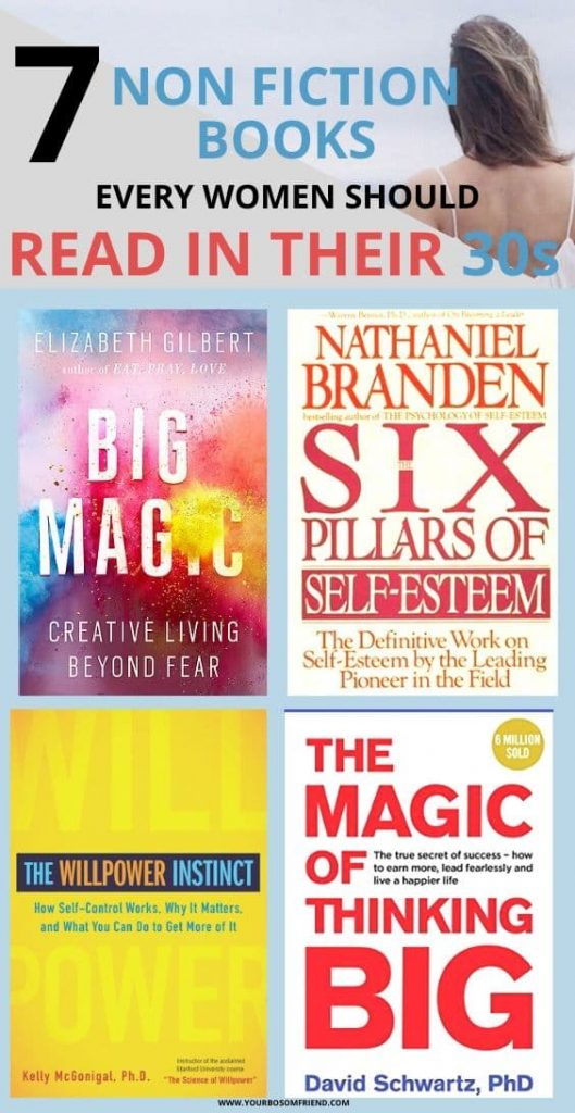 7 Non-fiction Books That Will Change Your Life