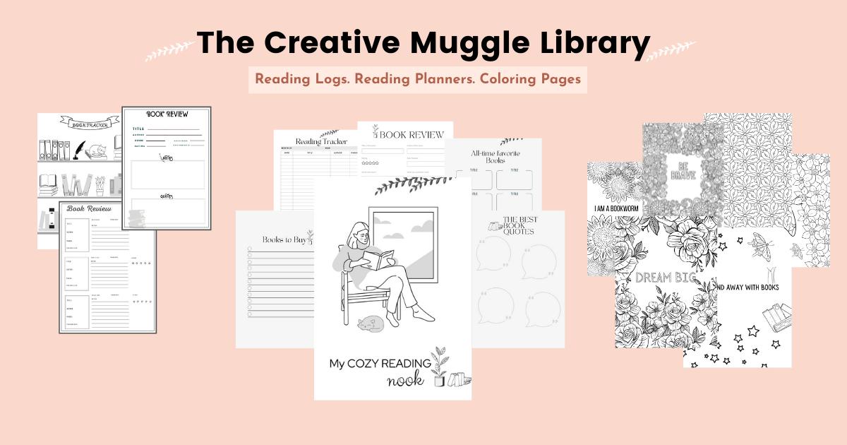 The cReative Muggle Library